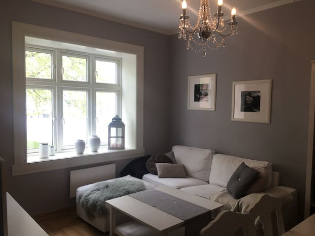 Central and very cozy apartment