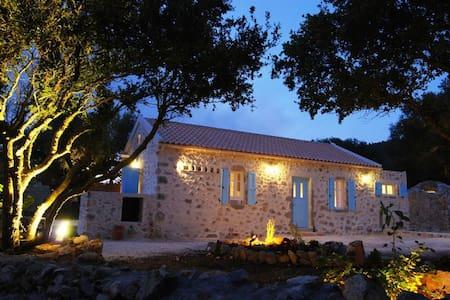 Luxury Restored Stone Villa Nemus - Fiskardo - Vila