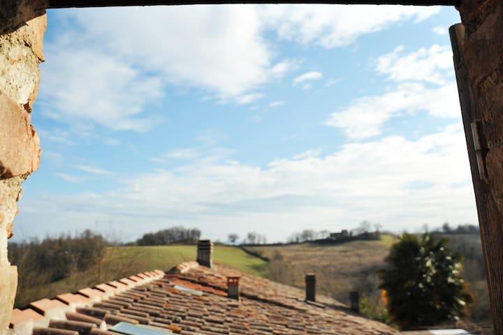LaTorrettaSconta - TUsCANy Country House - Chiusdino - House
