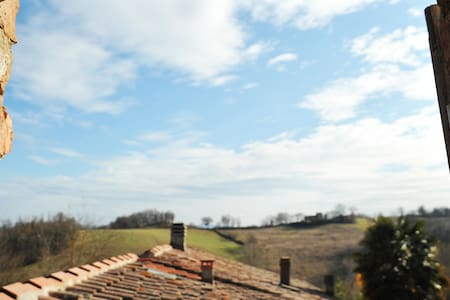 LaTorrettaSconta - TUsCANy Country House - Chiusdino - Дом