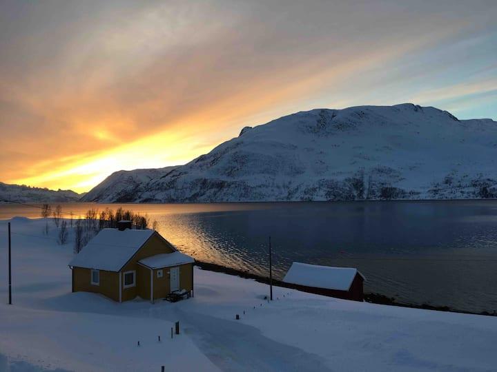 Cosy house in Jøkelfjord