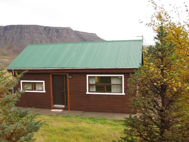 Our family cabin in west iceland - Helgafellssveit - Cabaña