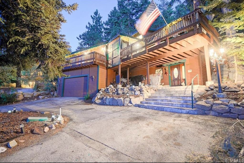 1003 knickerbocker cabins for rent in big bear lake for Cabins for rent in big bear lake ca