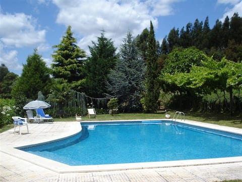 Quinta de Vilar Country House with pool near Porto