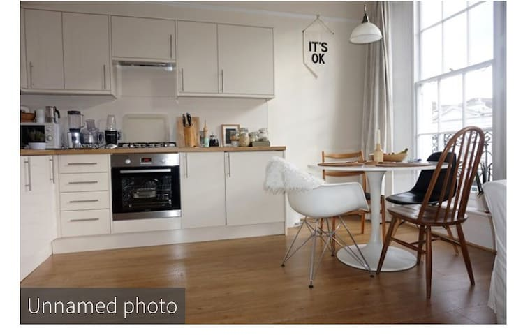 Gorgeous 1 bedroom ap in Angel