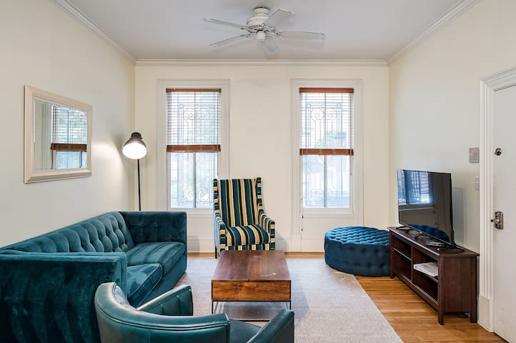 NEW! South End, Best Location, Gorgeous Apartment!