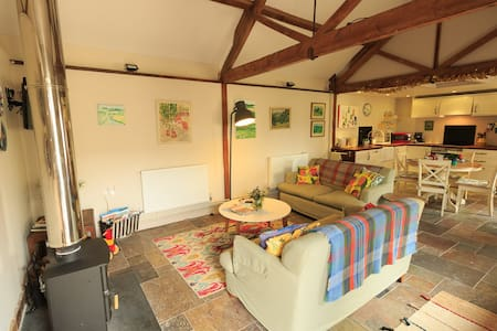 Rural cottage on farm, child friendly in Somerset - Brompton Ralph