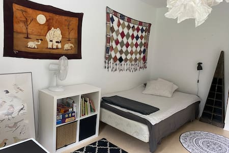 Cozy room for your trip! Welcome!