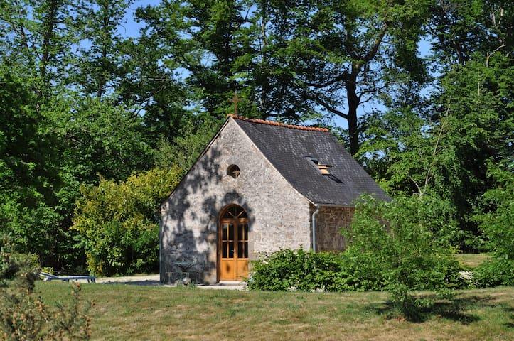 Petite chapelle bretonne - Québriac
