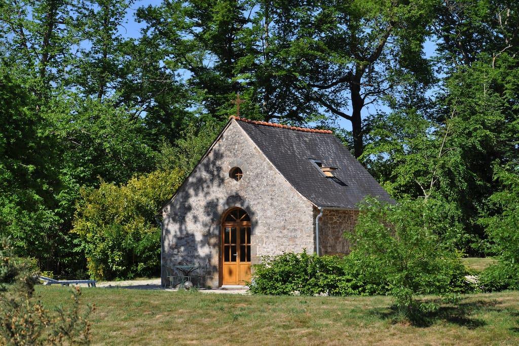 Petite Chapelle Bretonne Chambres D 39 H Tes Louer
