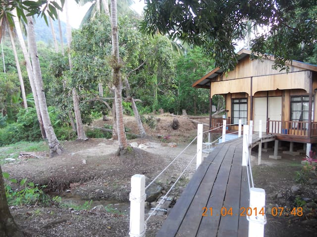 Chalet with a view  - Tioman Island