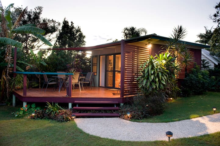 Naracoopa Pavilion-self contained - Shorncliffe - Huoneisto