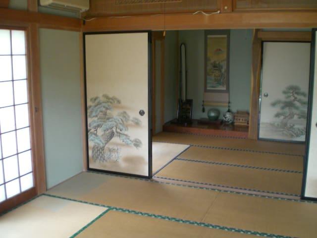 Nakagawa, Nasu District「 柿農園」美味しい米と野菜・農業体験可・持ち込み自由