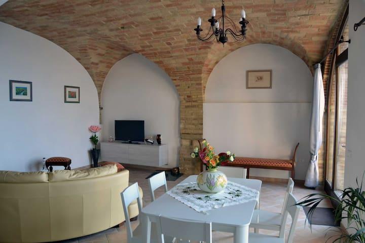 Appartamento Santa Chiara B&B - Ripatransone - Byt
