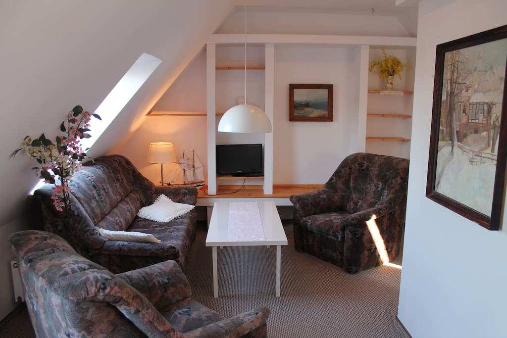 Apartment See (Morze) in Sopot