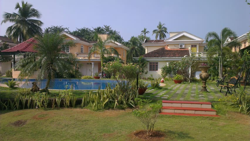 3 Bedroom Villa near Majorda Beach  - Salcett, South Goa, India - Villa