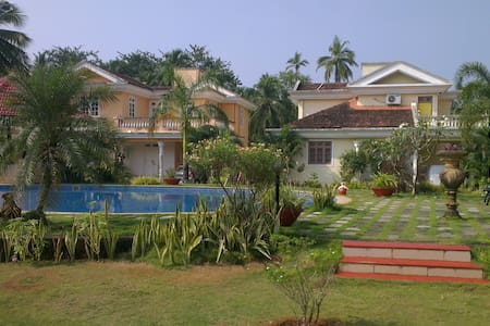 3 Bedroom Villa near Majorda Beach  - Salcett, South Goa, India