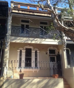 Big room Vegetarian House - WIFI - Redfern - House