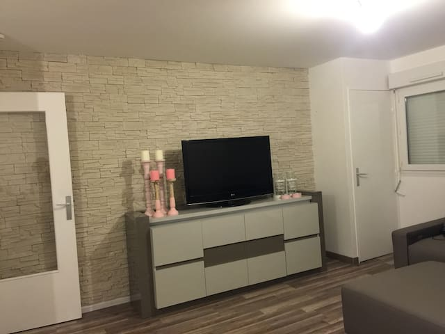 Appartement cosy avec parking - Reims - Lägenhet