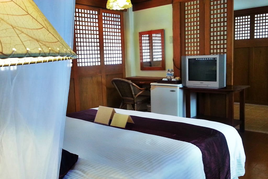 Superior Room with Double Bed Set-up