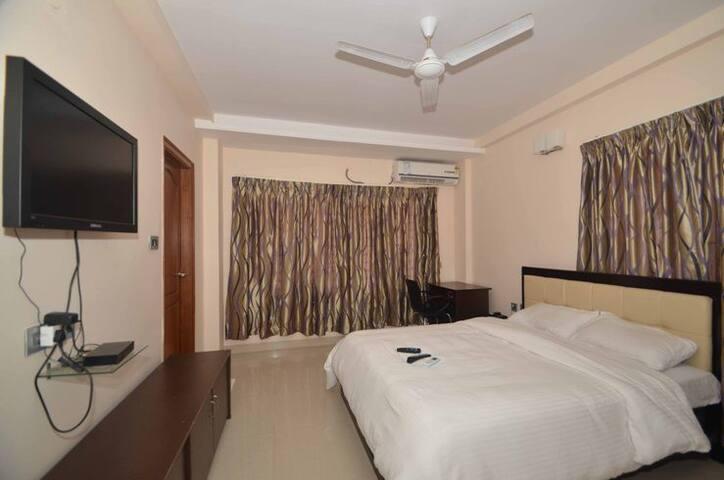 14 Square Prashanti Nagar - Visakhapatnam - Bed & Breakfast