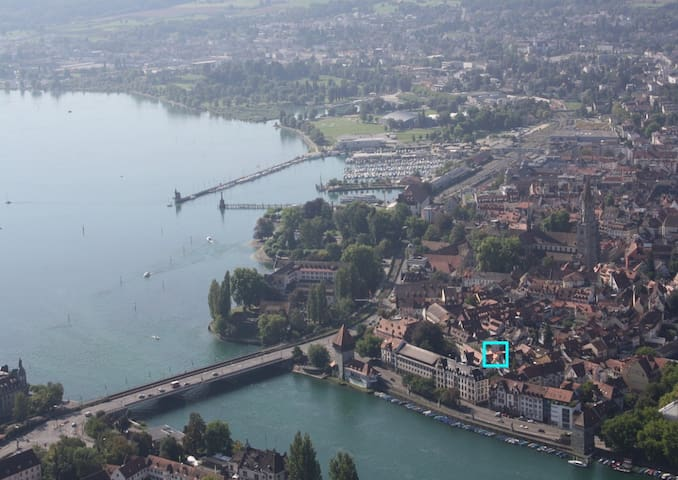 City Apartment 8 - Konstanz - Talo