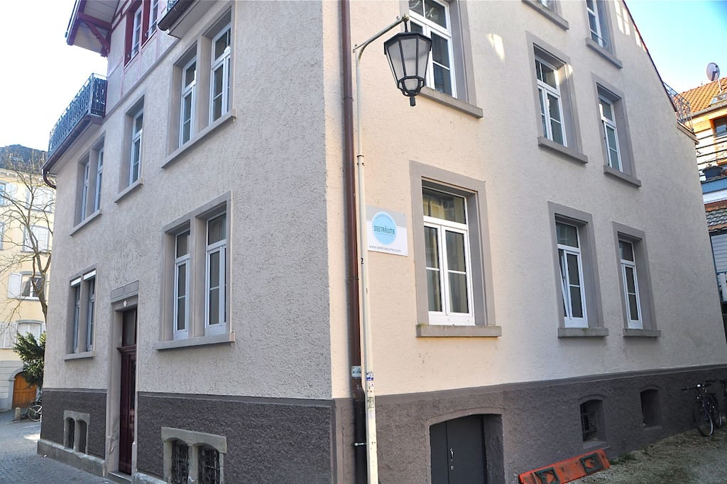 city apartment 8 houses for rent in konstanz baden w rttemberg germany. Black Bedroom Furniture Sets. Home Design Ideas