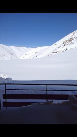 Stunning Mountain Villa Faraya Mzar - Faqra - วิลล่า