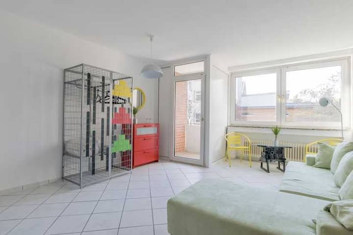 Studio Apartment | ID 5849 | WiFi