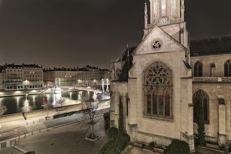 Le balcon de St-Georges sur Saône - Lyon - Apartment