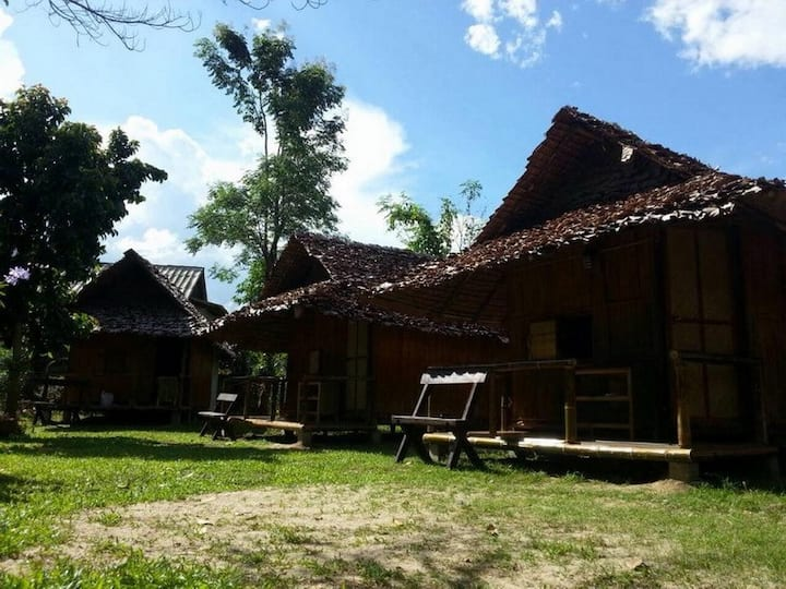 Relaxing Bungalows in the Heart of Pai ❤