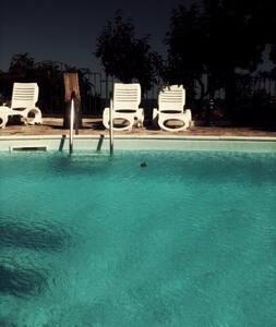 Ivan Elegant apartments with pool - Malamurì - Pis