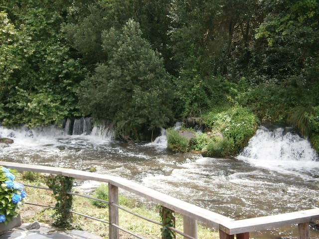 Dream corner by waterfalls, studio2 - Paredes Municipality - Villa