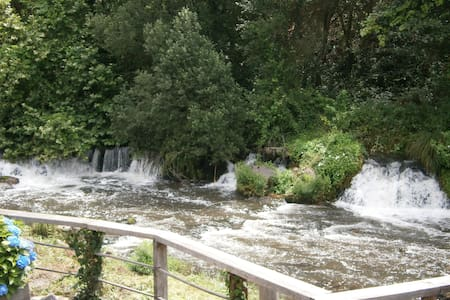 Dream corner by waterfalls, studio2 - Paredes Municipality - Willa