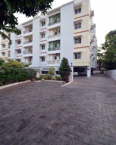 14 Square Race Course Road - Coimbatore