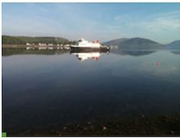 sea view with private balcony - Rothesay - Bed & Breakfast
