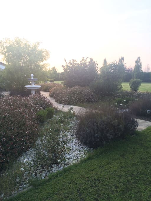 Un'oasi di relax