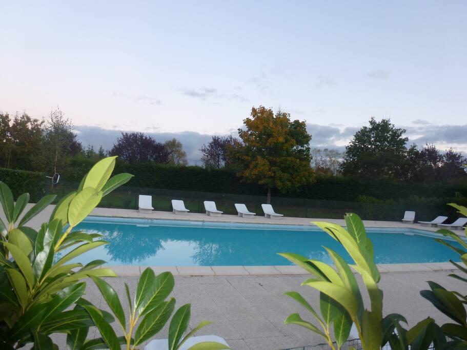 Chalet sologne pr s de center parc casas en alquiler en for Piscine center parc sologne