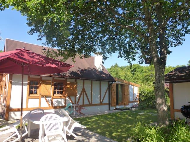 Chalet sologne près de center parc - Souvigny-en-Sologne - Haus