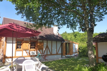Chalet sologne près de center parc - Souvigny-en-Sologne - Hus