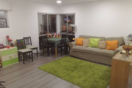 Nicely decorated central apartment - Carcavelos - Huoneisto