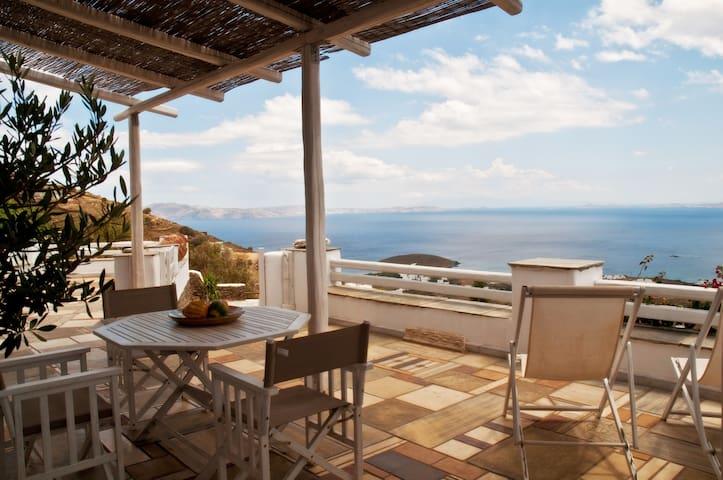 Tinos Sea View-suite NAXOS - TINOS