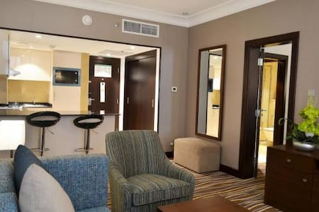Fully Furnished Apartment with Kitchen and facilit