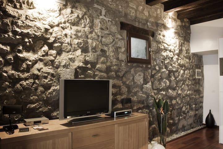 Apartamento con encanto en Morella