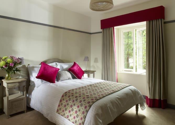 Fab double room in Somerset B&B - Croscombe, Wells - Bed & Breakfast