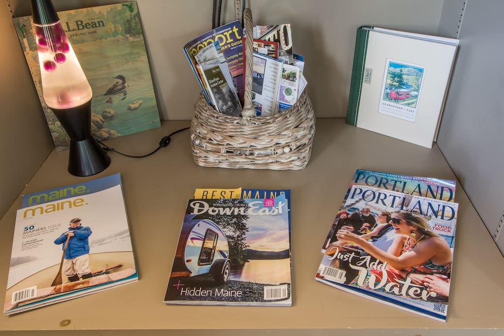 Local information to enhance your visit to Maine