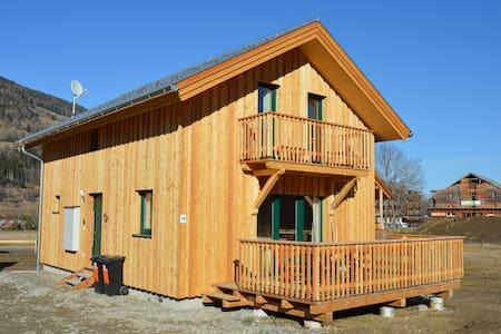 Chalet mit IR-Sauna und Whirlpool - Sankt Georgen am Kreischberg - House