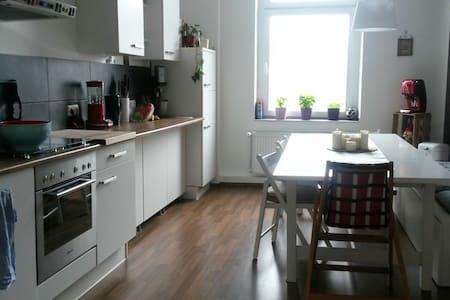 Gemütliches Zimmer mitten in Annen - Witten - Flat