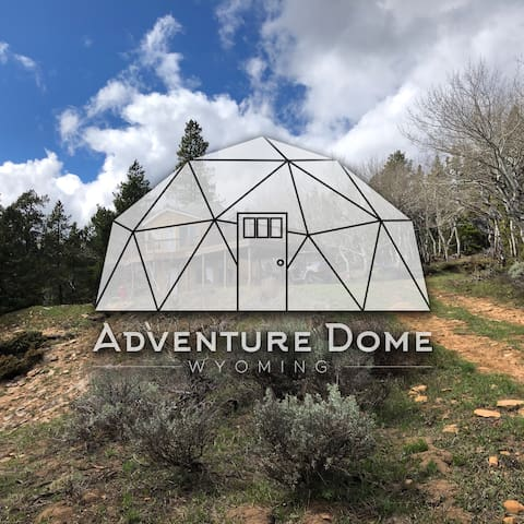 Adventure Dome - Wyoming Geodesic Cabin Escape
