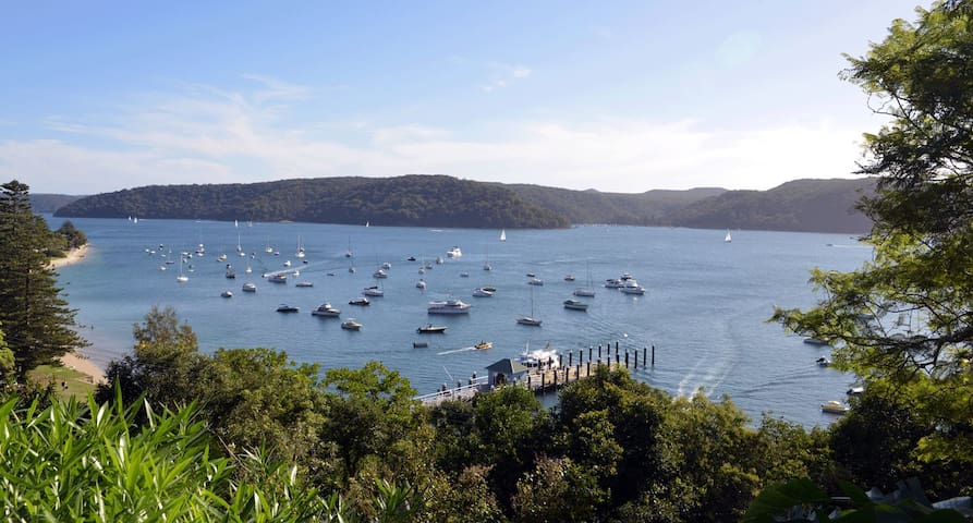 Sweeping Pittwater Views - Palm Beach - Wohnung
